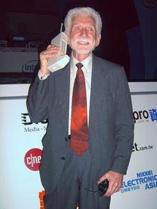 first cellphone