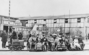 first railway